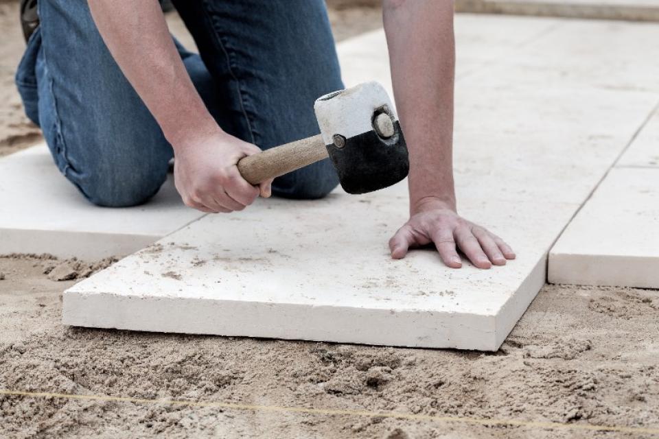 Travaux de rénovation extérieur